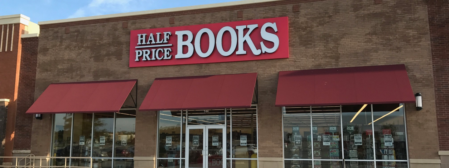 Q&A: Half Price Books Bucks Store-Closing Trends With Experiential Retail