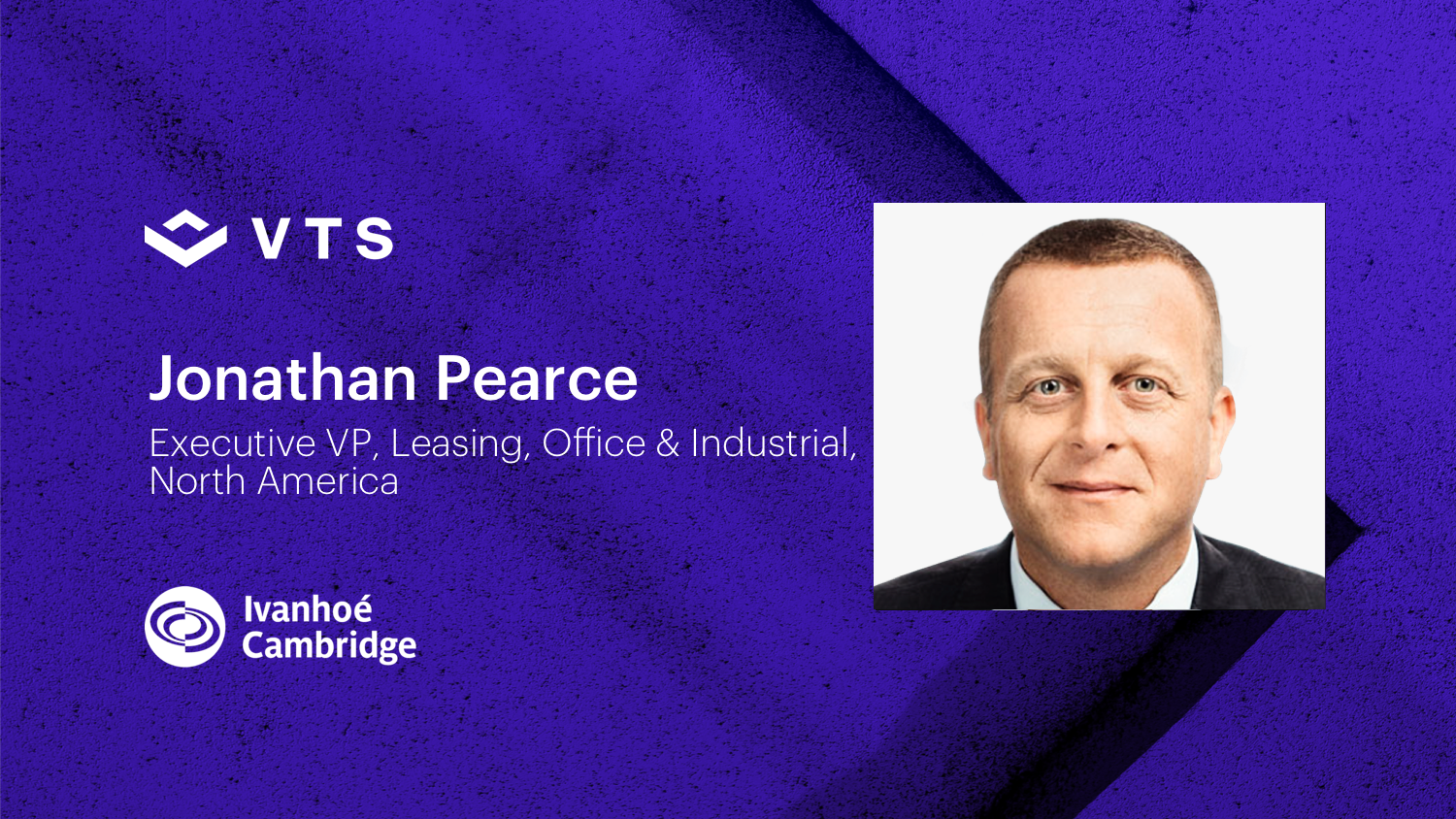 Ivanhoe Cambridge's Jonathan Pearce on Why the CRE Rule Book Has Gone Out the Window