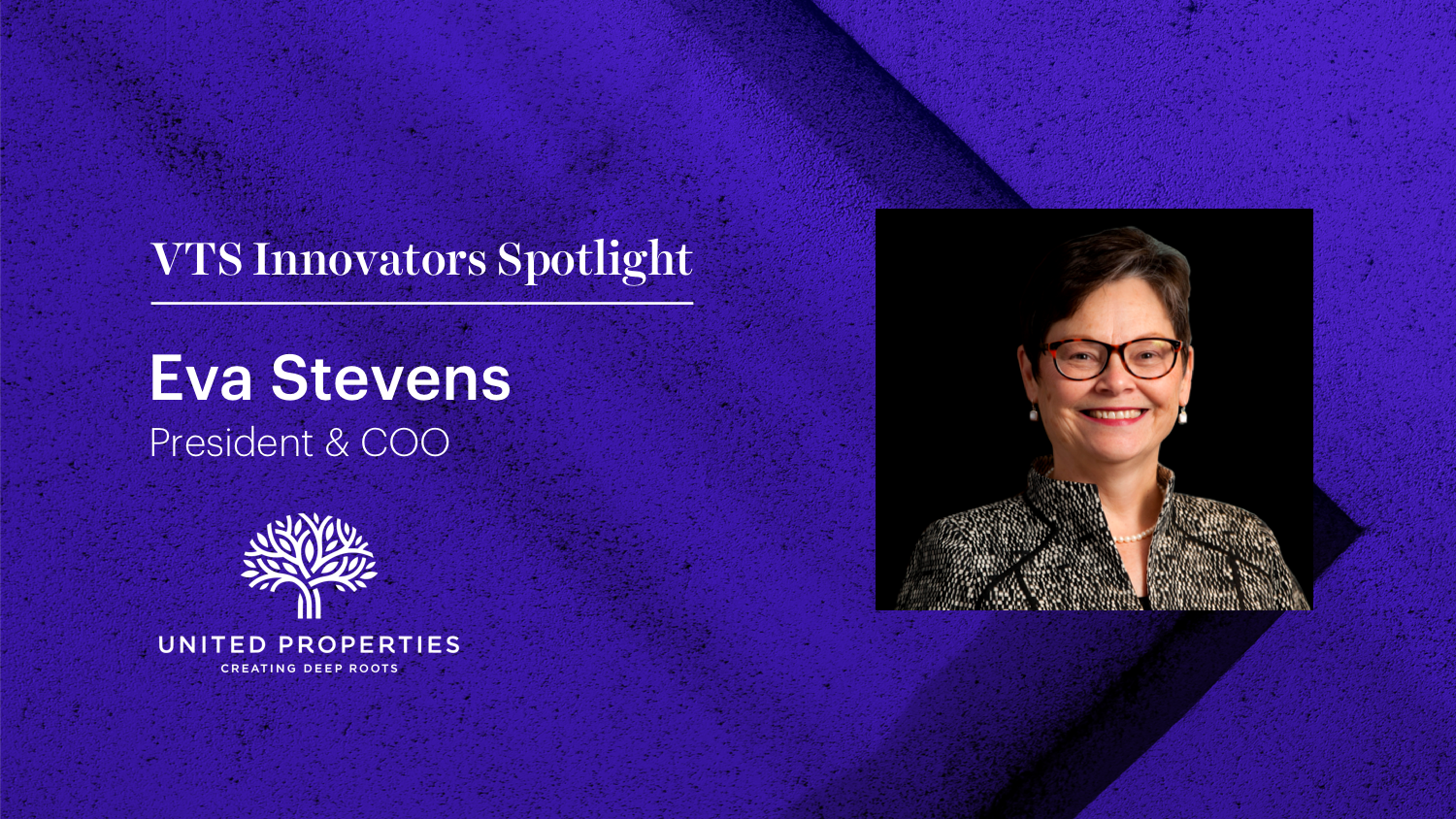 United Properties President and COO Eva Stevens on Why Technology is Critical in the Fast-Paced World of CRE