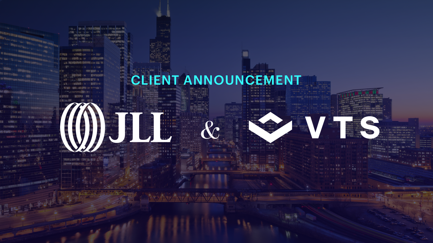 JLL Chooses VTS as leasing and asset management platform