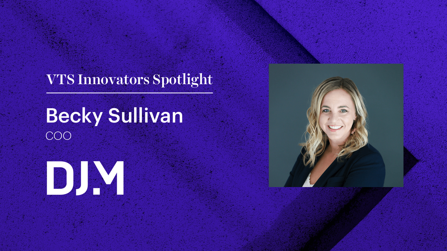 DJM COO Becky Sullivan on Embracing Retail's Evolution with Technology