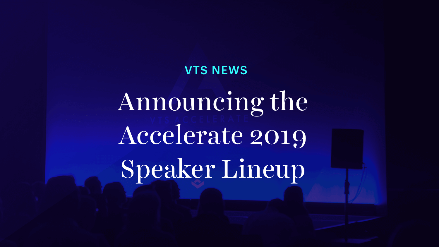 Announcing Our VTS Accelerate Speaker Lineup of World-Class Commercial Real Estate Leaders