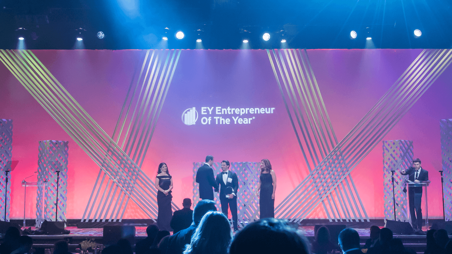 VTS CEO and Co-Founder Nick Romito Wins EY's 2019 Entrepreneur Of The Year Award!