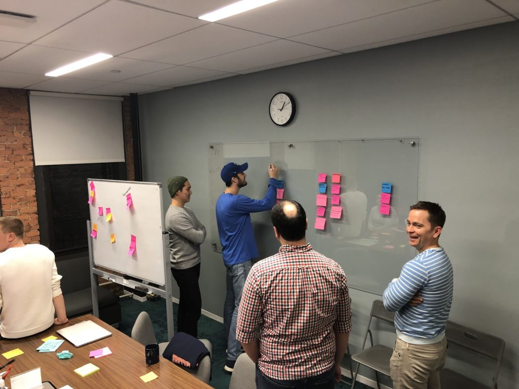 How VTS Selected Our 3 New Company Values