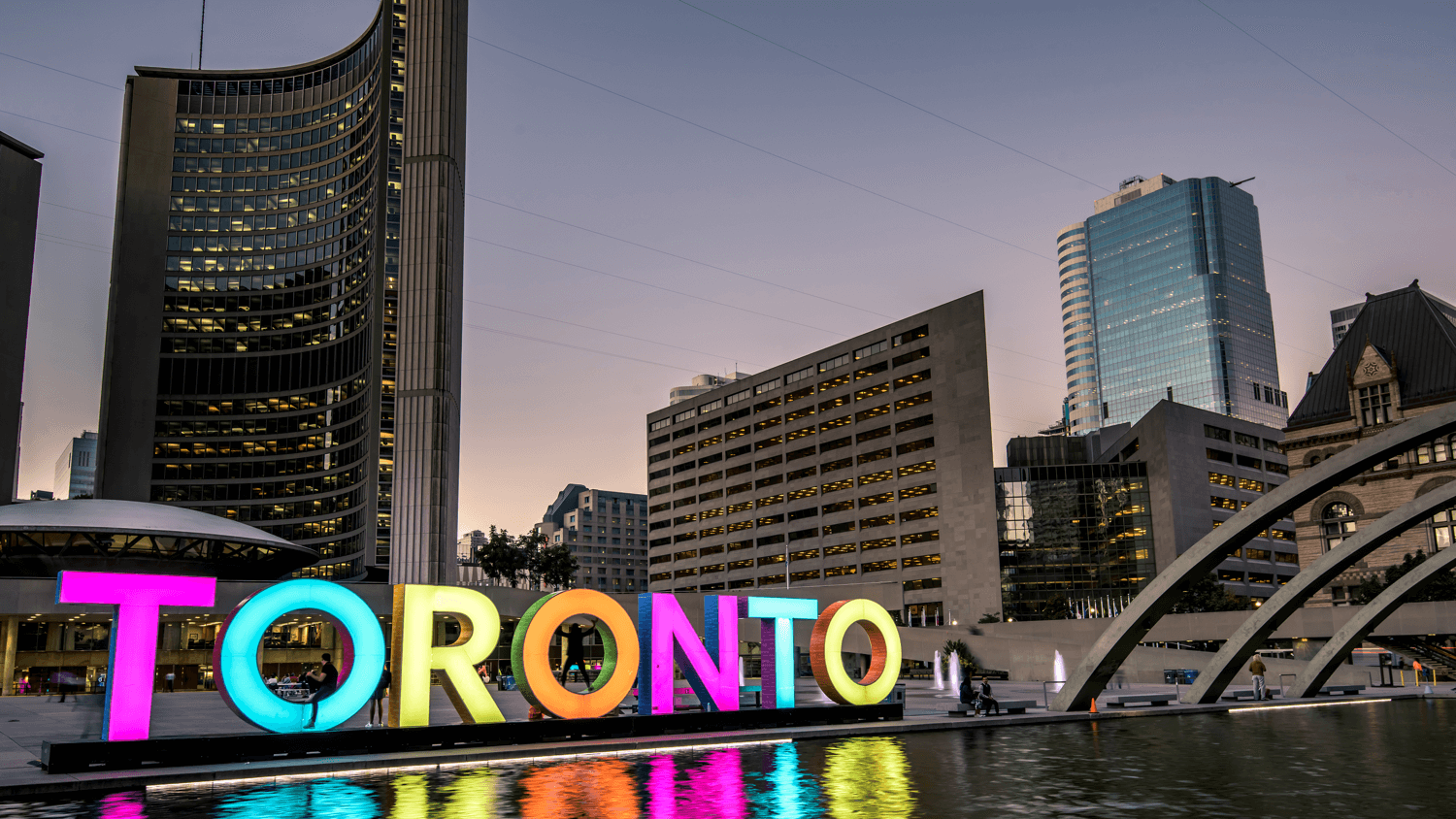 Ahead of Toronto's Real Estate Forum, Where Does its CRE Market Stand?