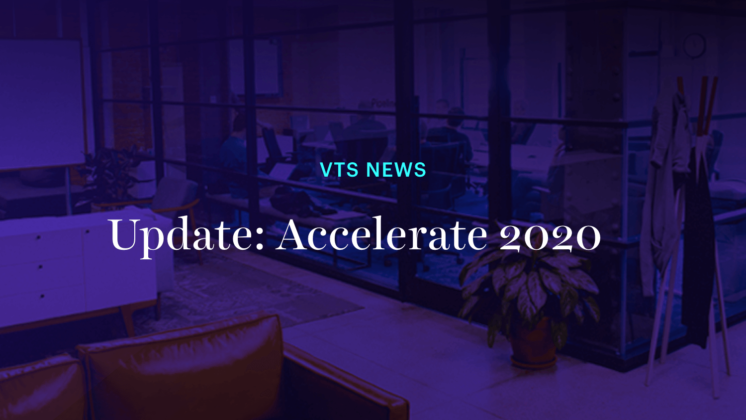 Accelerate 2020 Canceled Due to Coronavirus Concerns