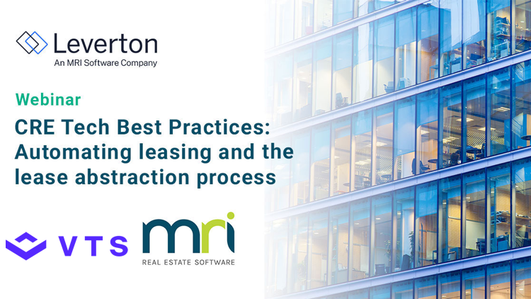 Automating the Leasing Process with MRI and VTS