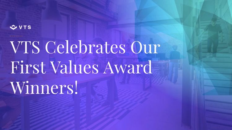 VTS Celebrates Our First Values Award Winners!