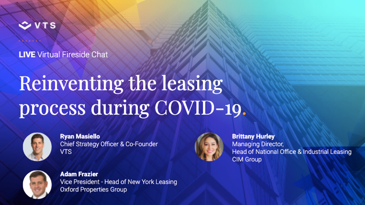 Reinventing the Leasing Process During COVID-19
