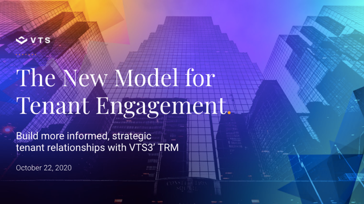 The New Model for Tenant Engagement with VTS and Echo Realty