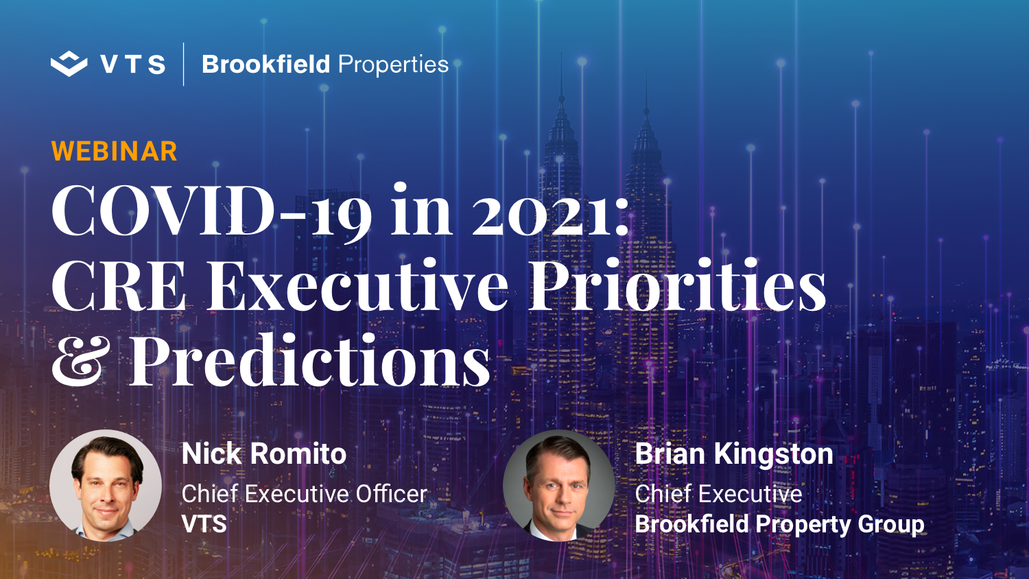 COVID-19 in 2021 - CRE Executive Priorities and Perspectives