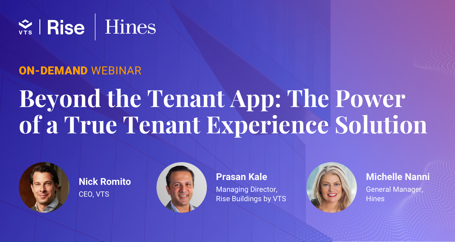 Beyond the Tenant App: Exploring the Power of a True Tenant Experience Solution [Webinar]