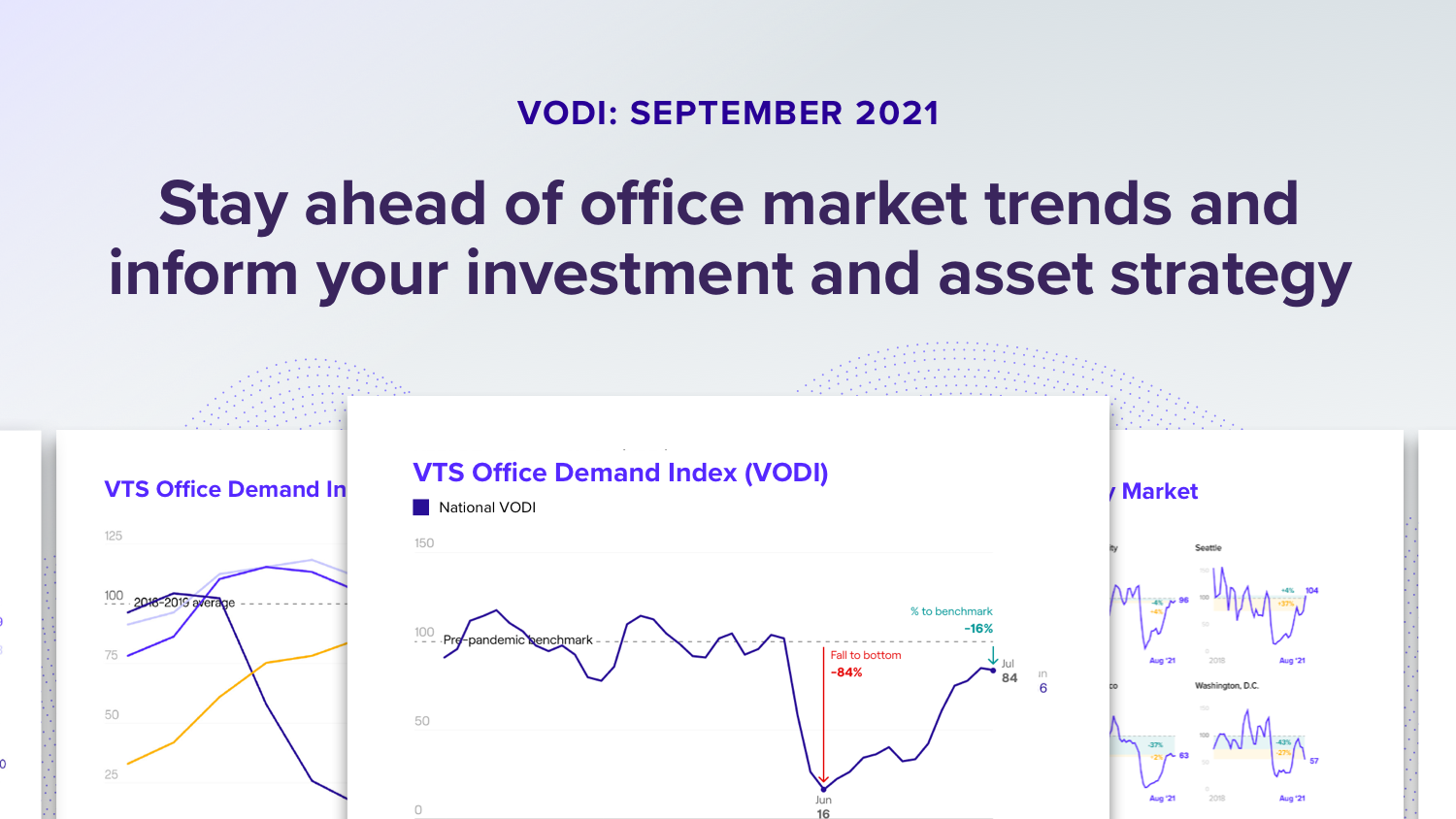 New Demand for Office Space Highest Since Pandemic Onset
